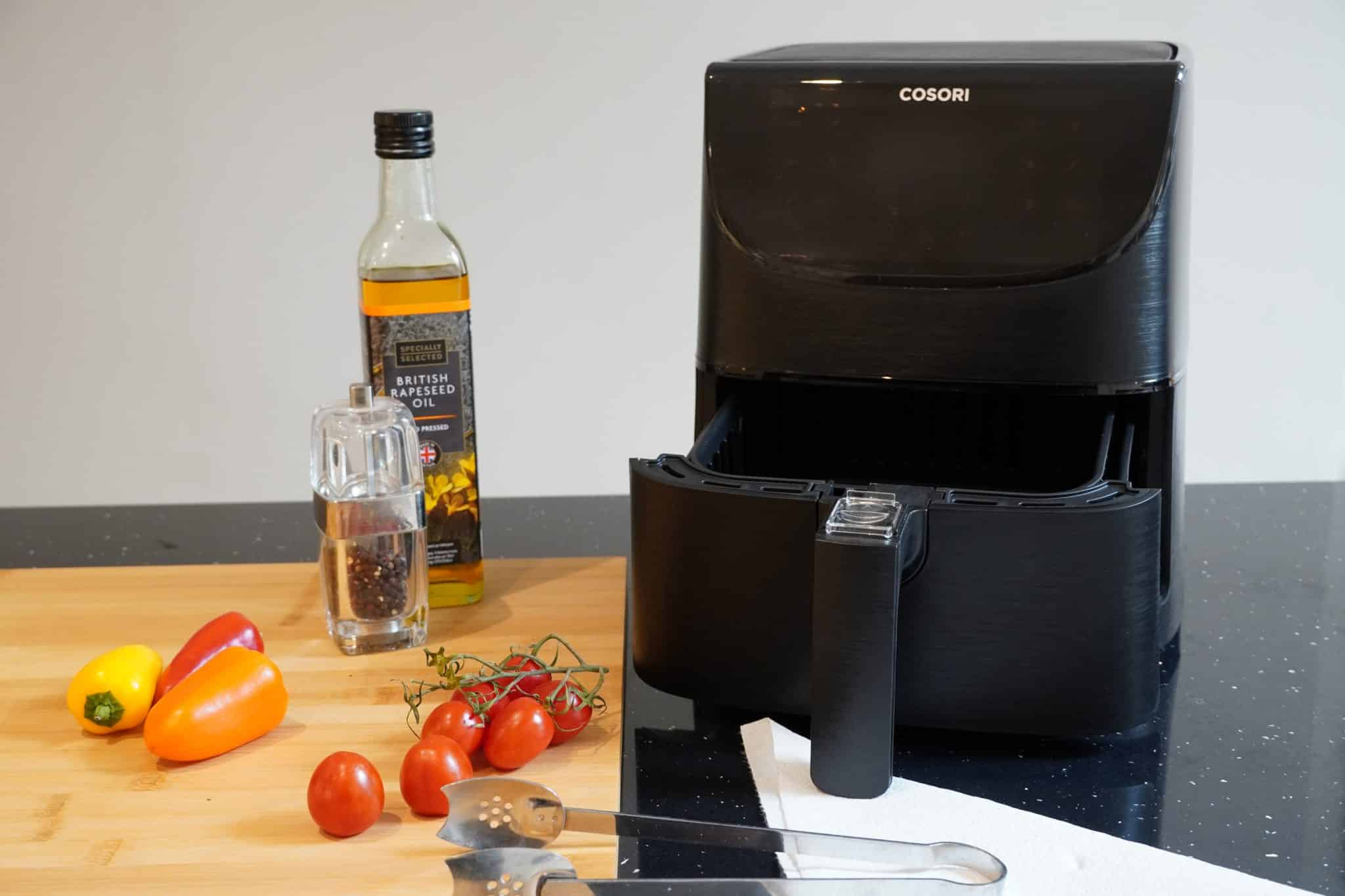How To Reheat Pizza In An Air Fryer - Here's What You Need To Know